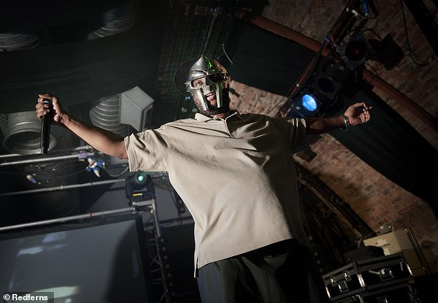 MF DOOM akaDaniel Dumile passed away in October at age 49 according to family statement