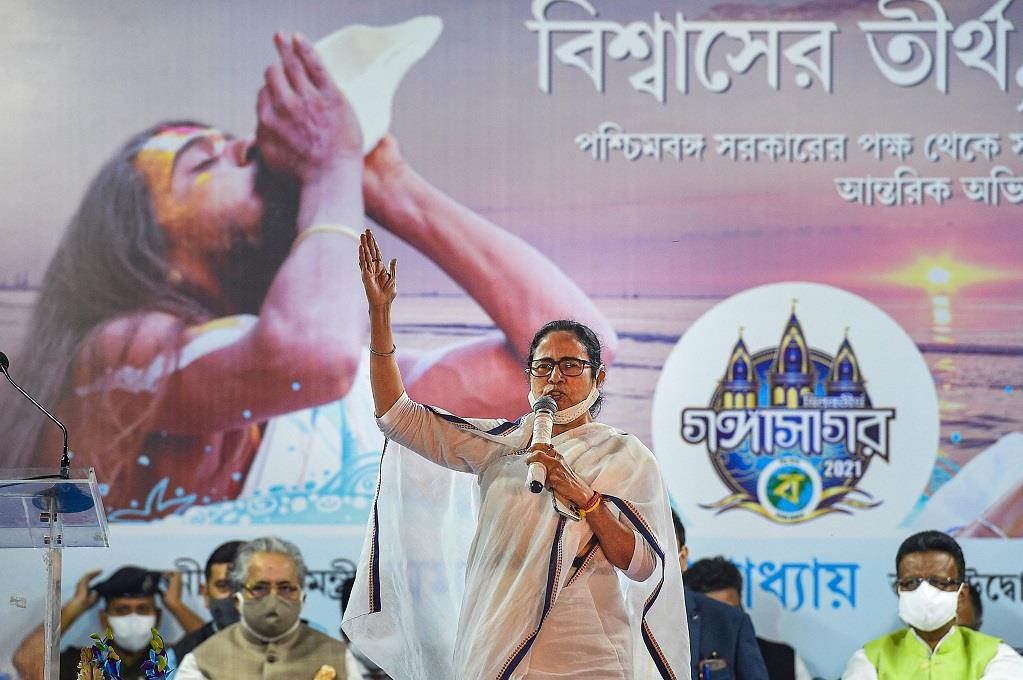 Mamata to challenge Suvendu Adhikari on his home turf Nandigram in Assembly polls