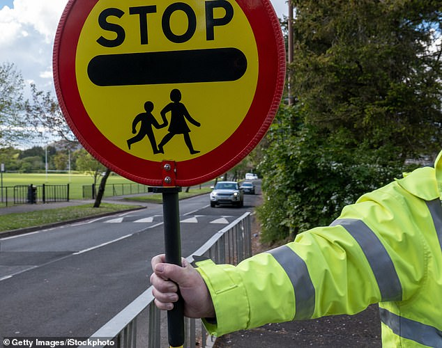 Man who harassed lollipop lady outside school jailed for 10 months