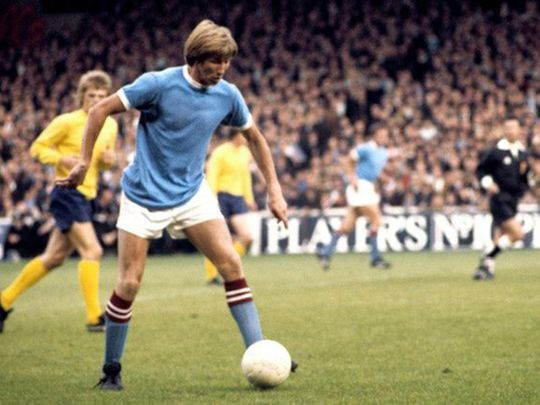 Manchester City's Khaldoon Al Mubarak leads tributes to Colin Bell