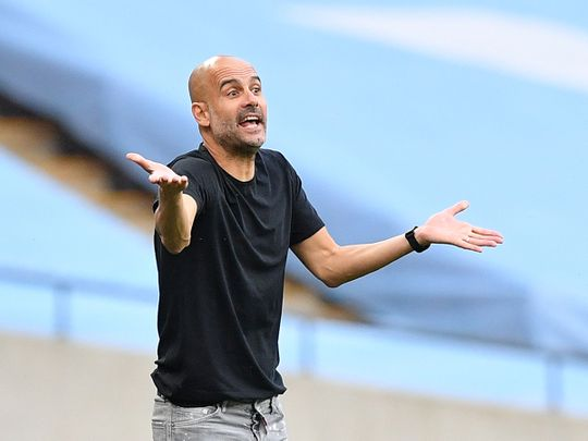 Manchester City's Pep Guardiola to ponder over retirement