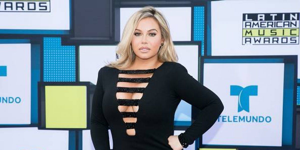 """""""Many are in line"""", Chiquis Rivera speaks after paparazzi published photos of her in a bikini and without retouching 