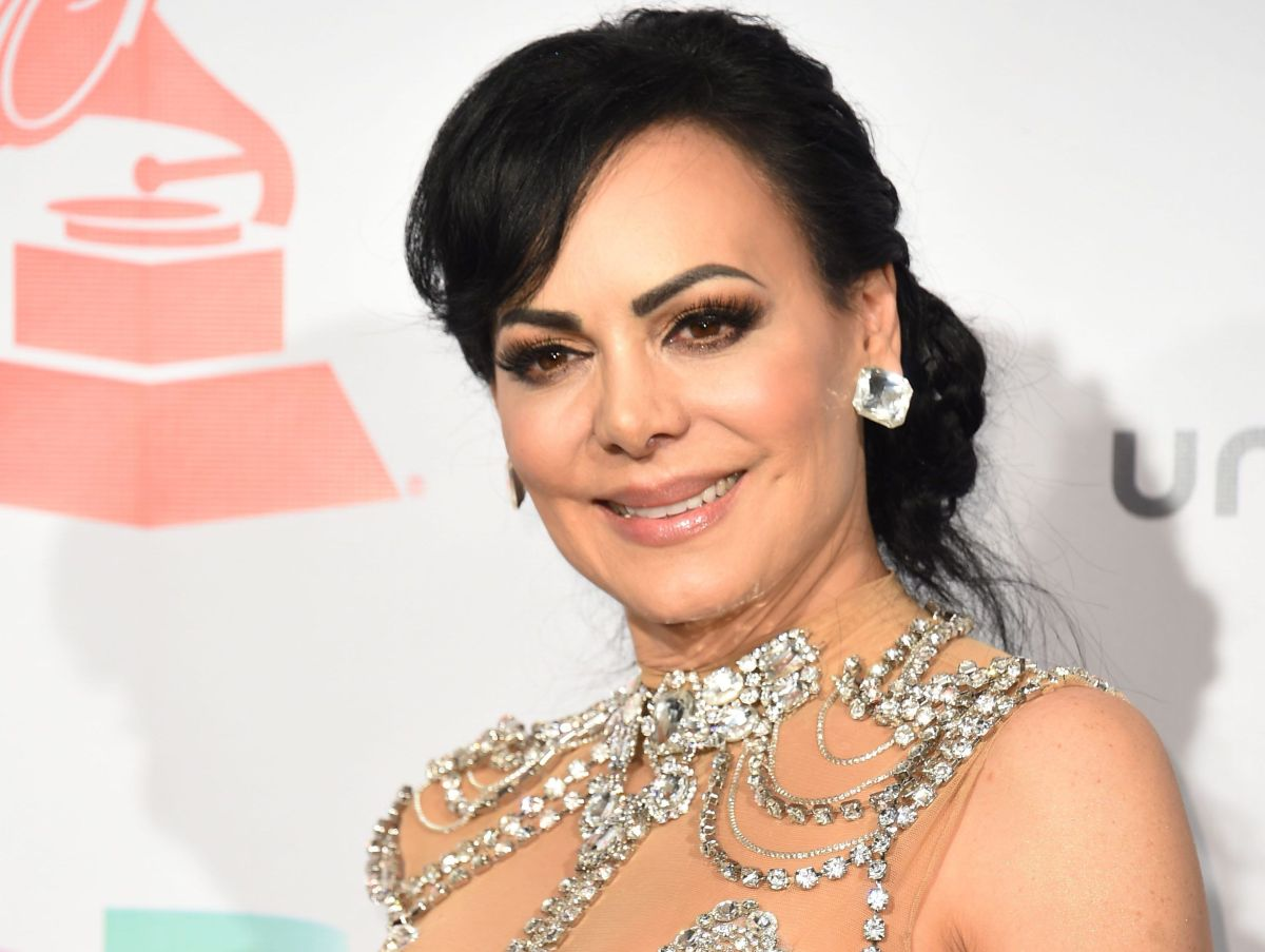 Maribel Guardia shows off her exotic pet on social networks | The State