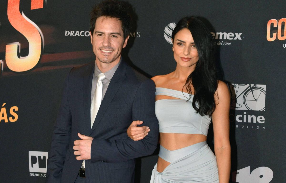 Mauricio Ochmann reacts to Aislinn Derbez's new relationship | The State