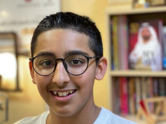 Meet 14-year-old 'stocks guru' in UAE who turned his Dh5,000 savings into Dh165,000