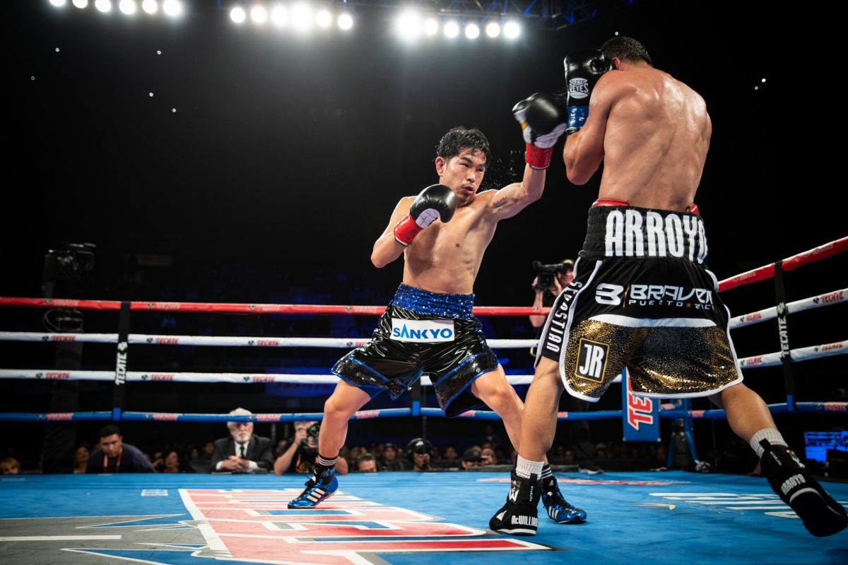 Mexican lightweight champion 'Rey' Martínez secures high-impact fight against Puerto Rican McWilliams Arroyo | The State