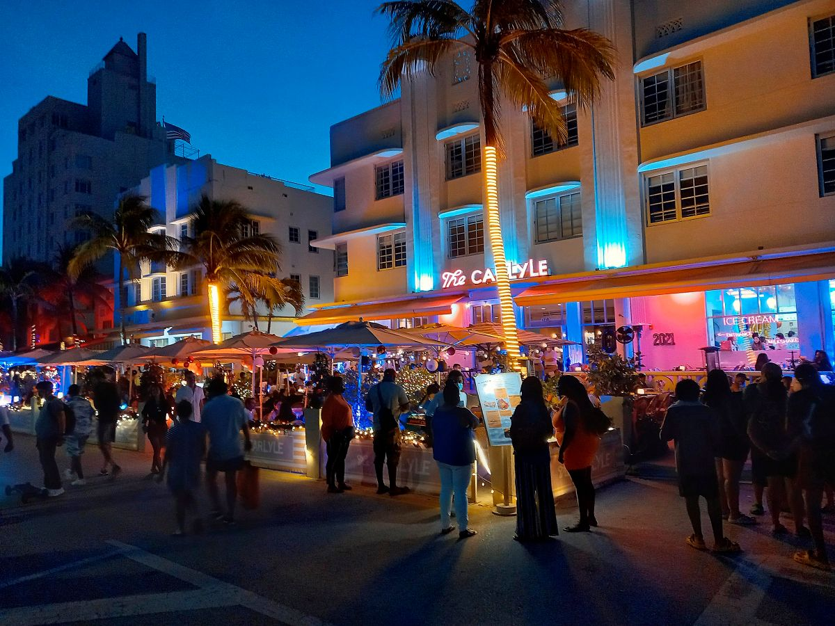 Miami Beach is a party, as if the coronavirus did not exist | The State