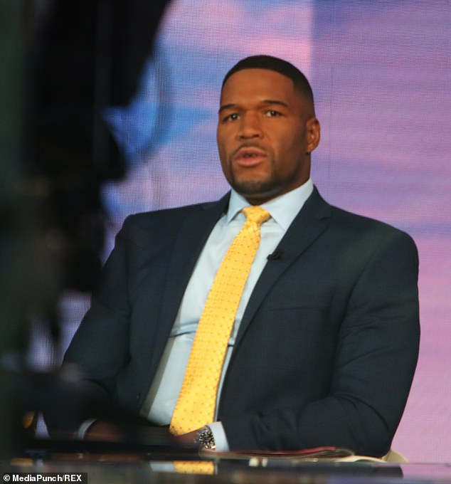 Michael Strahan CONFIRMED to have COVID-19 by GMA co-hosts as they have been cleared to be on set