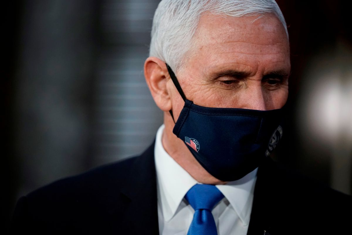 Mike Pence challenges Trump and refuses to oppose Biden's certification of triumph | The State