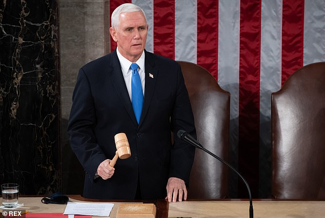 Mike Pence has NOT ruled out using the 25th Amendment