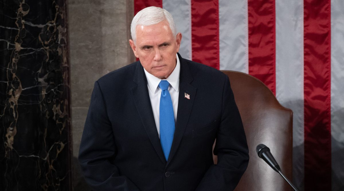 Mike Pence rejects House effort to remove Trump from the Presidency | The State