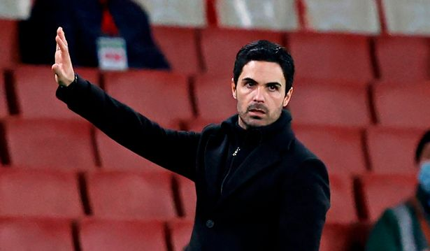 Mikel Arteta is planning further changes at Arsenal