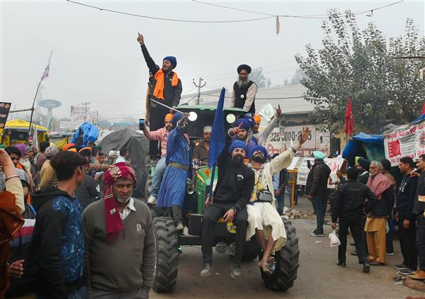 Misconceptions being spread about January 26 tractor march, says Samyukta Kisan Morcha