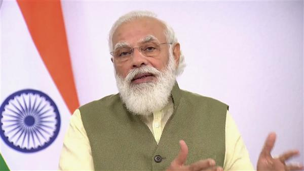 Modi dedicates Rewari-Madar section of Western Dedicated Freight Corridor to nation