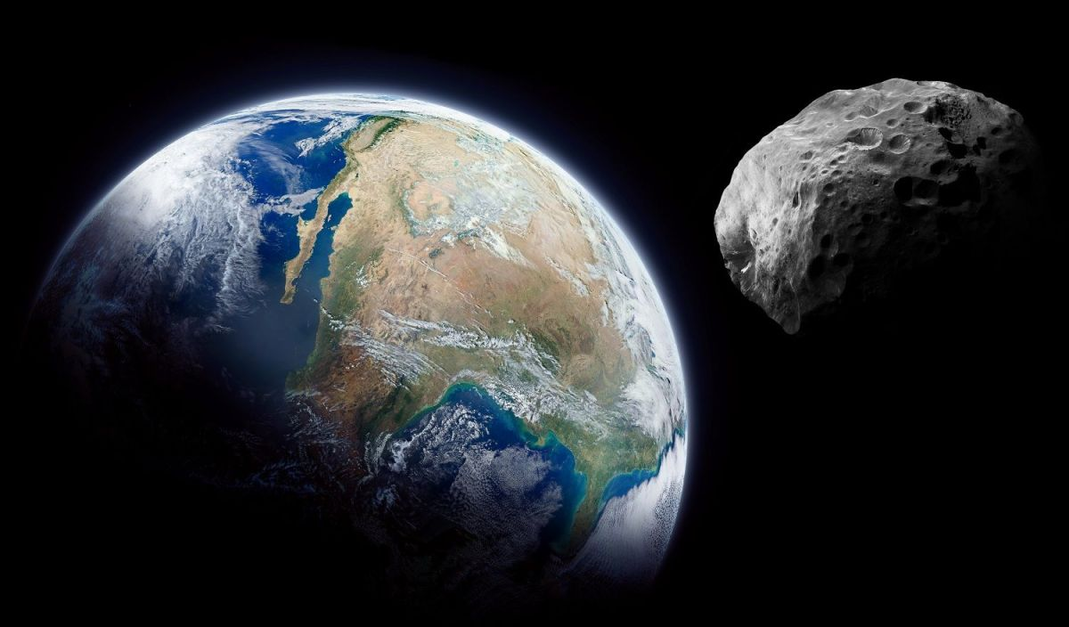 NASA warns about asteroid that could collide with Earth in 2022 | The State