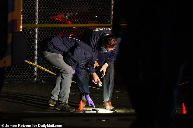 NYPD officer is shot in the back while on plainclothes patrol in the Bronx