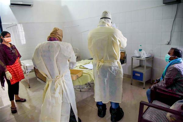 Nation sees 18,855 fresh Covid cases, 163 more deaths; recovery rate goes up to 96.96 per cent