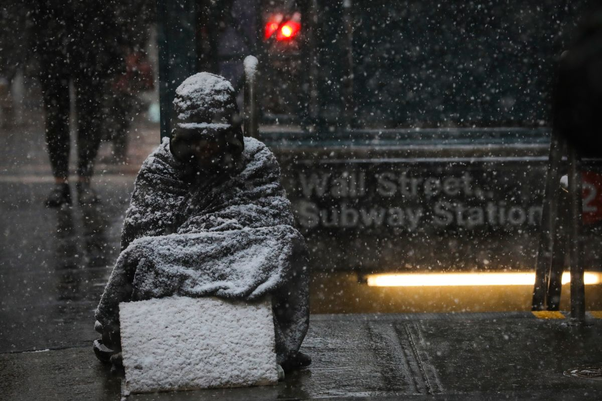 New York City warns of snow this Tuesday | The State