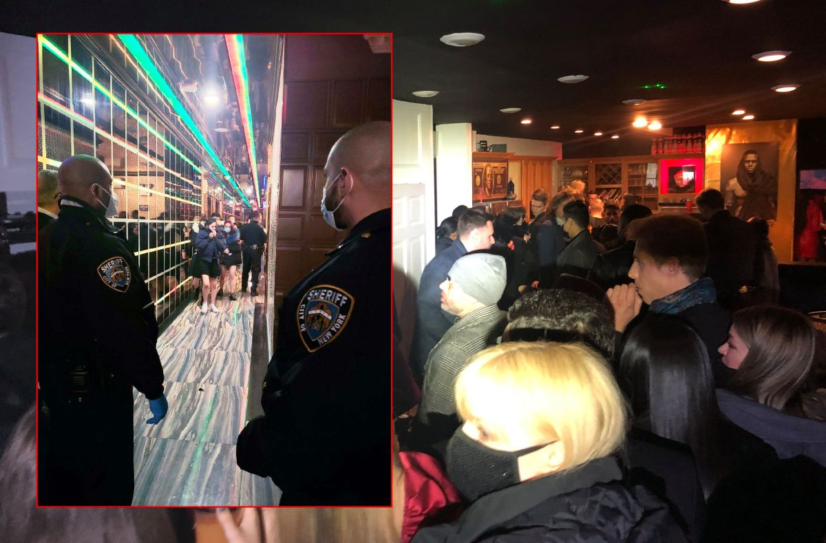 New York Marshals Uncover Three Clandestine New Year's Eve Parties | The State