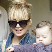 Nicole Richie Celebrates Daughter Harlow's 13th Birthday With Rare, Unseen Pic Of Them Together
