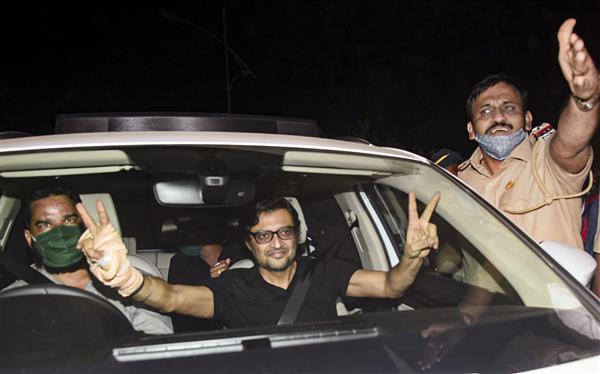 No coercive action against Arnab Goswami till Jan 29 in TRP case: Mumbai Police
