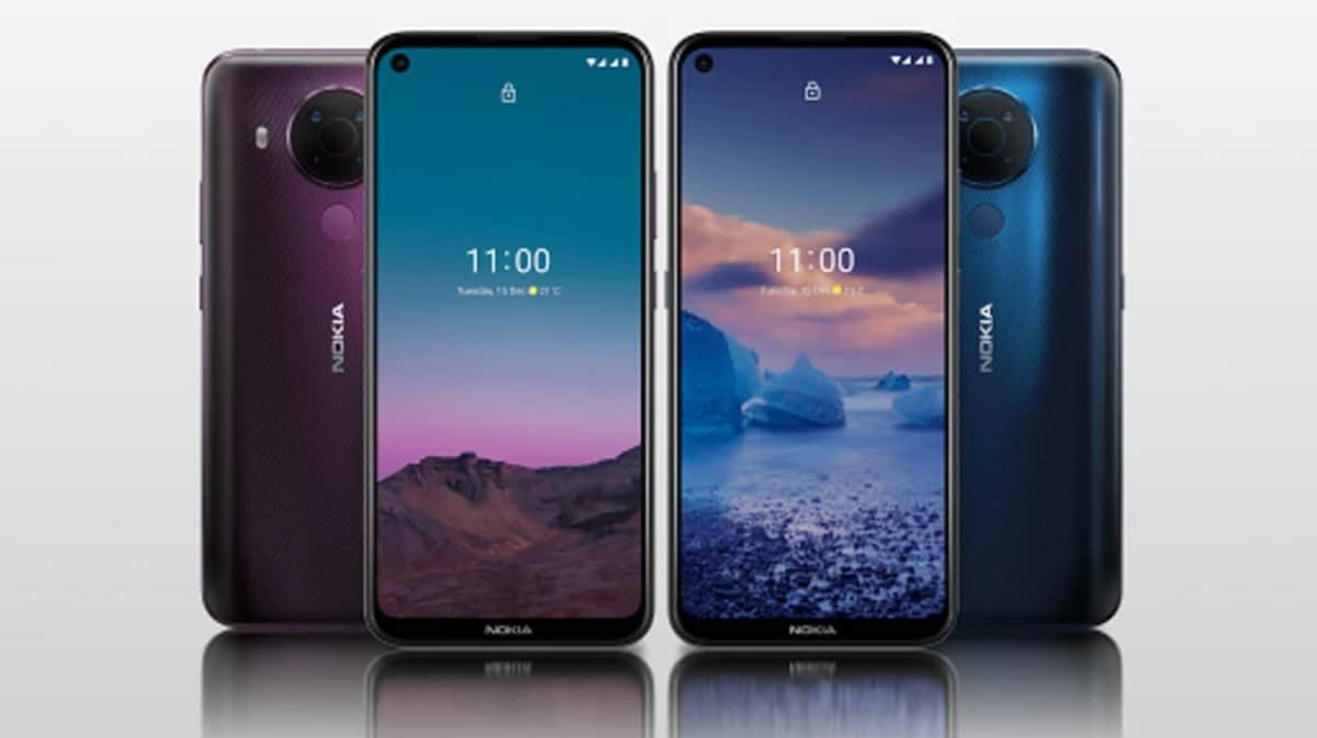 Nokia 5.4, Nokia 6.2, Nokia 7.2 Getting Android Security Patch: Report