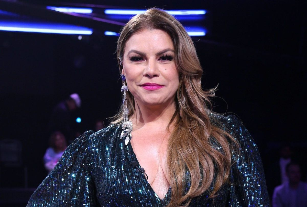 "Olga Tañón: ""The gringos are destroying this country, letting themselves be carried away by a fucking madman"" 