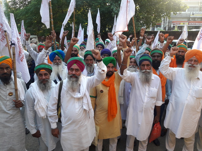 Once a small breakaway faction, Kisan Mazdoor Sangarsh Committee now at centre of Delhi struggle