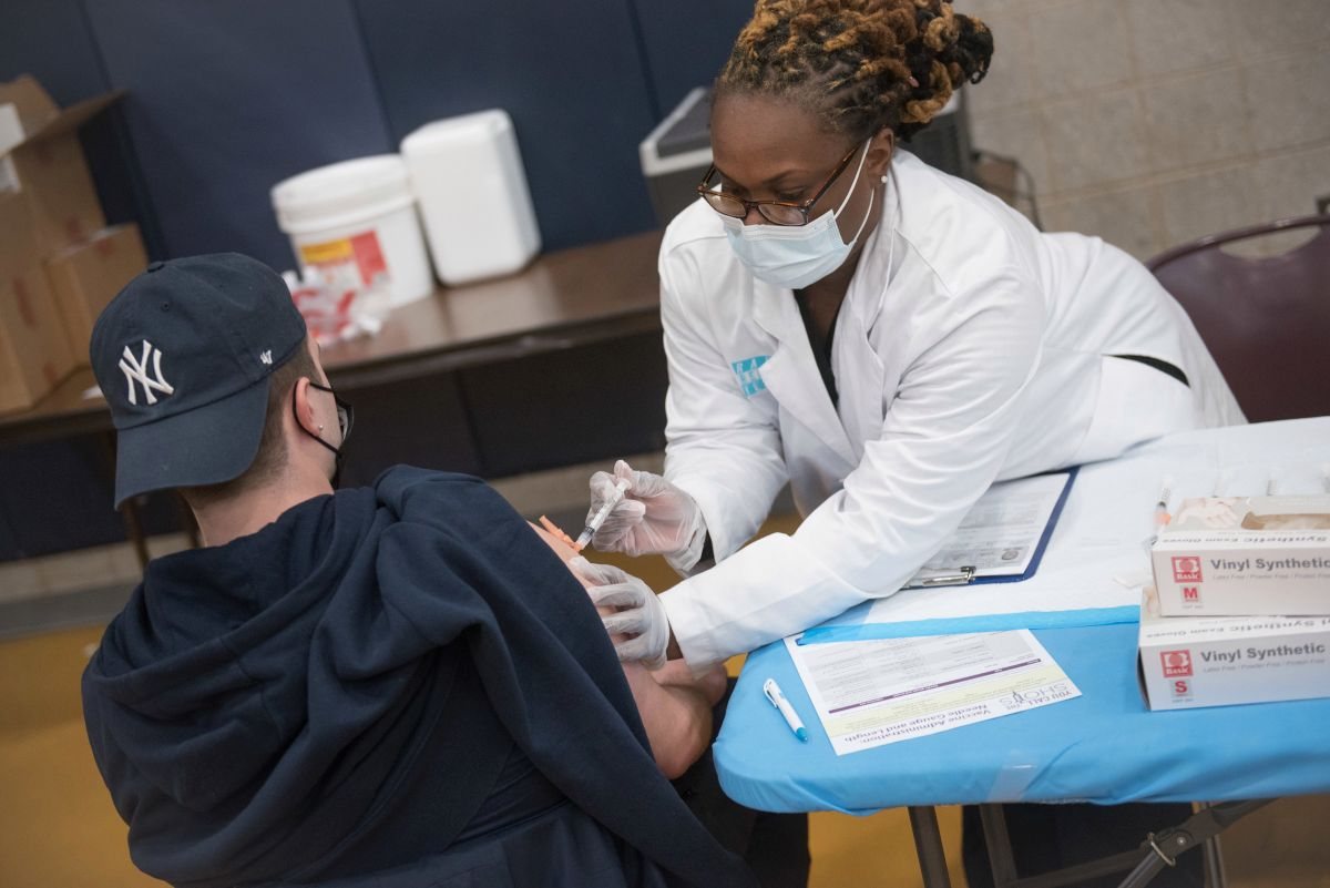 Only 19,000 COVID-19 Vaccines Left for This Week in New York City | The State