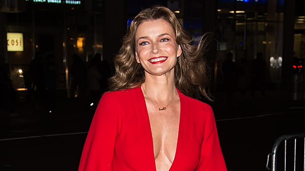 Paulina Porizkova & 11 More Celebs Celebrate NYE & Flip Off 2020 On Social Media: 'Peace Out'