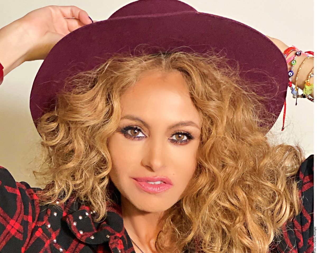 Paulina Rubio and her music present in the great snowfall of Madrid | The State