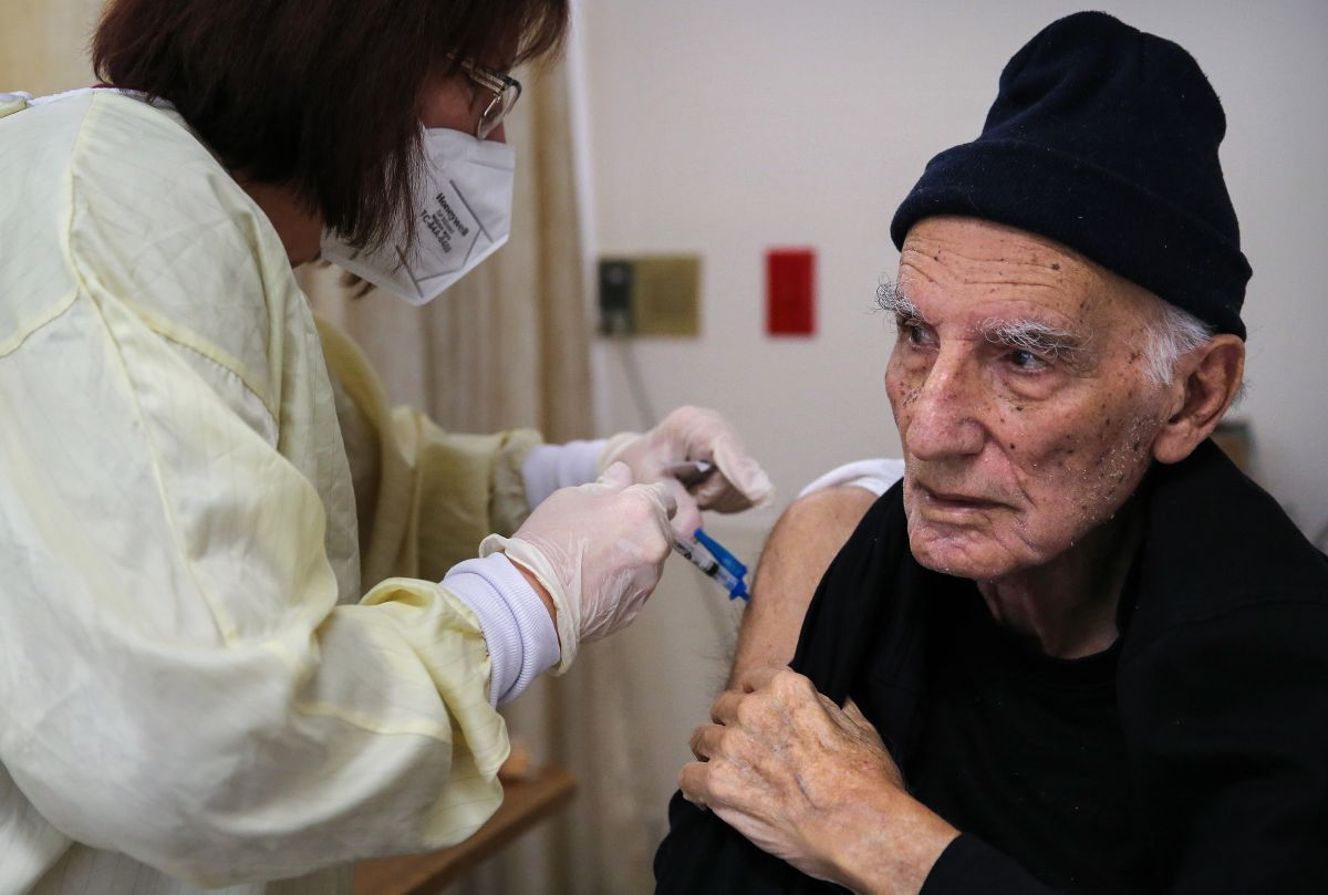 Phase 1B of vaccination against COVID-19 begins this Monday in the state of NY | The State