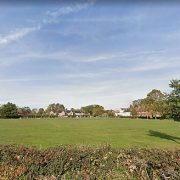 Police close off playing fields in Berkshire after reports a teenage boy has been stabbed