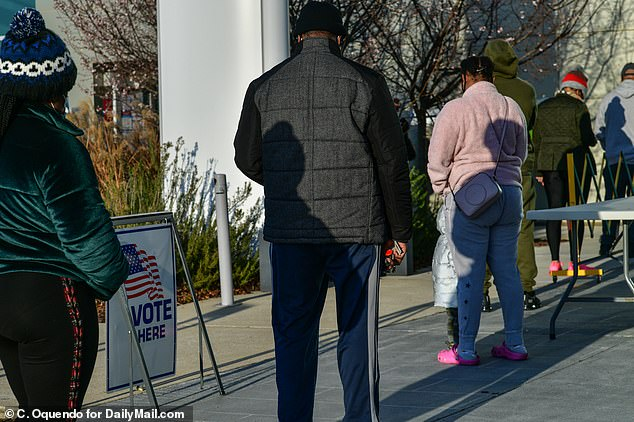 Polls close in Georgia after the most expensive Senate campaign in history