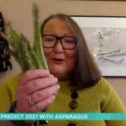 Psychic who predicts the future using ASPARAGUS claims 2021 will see TWO royal divorces