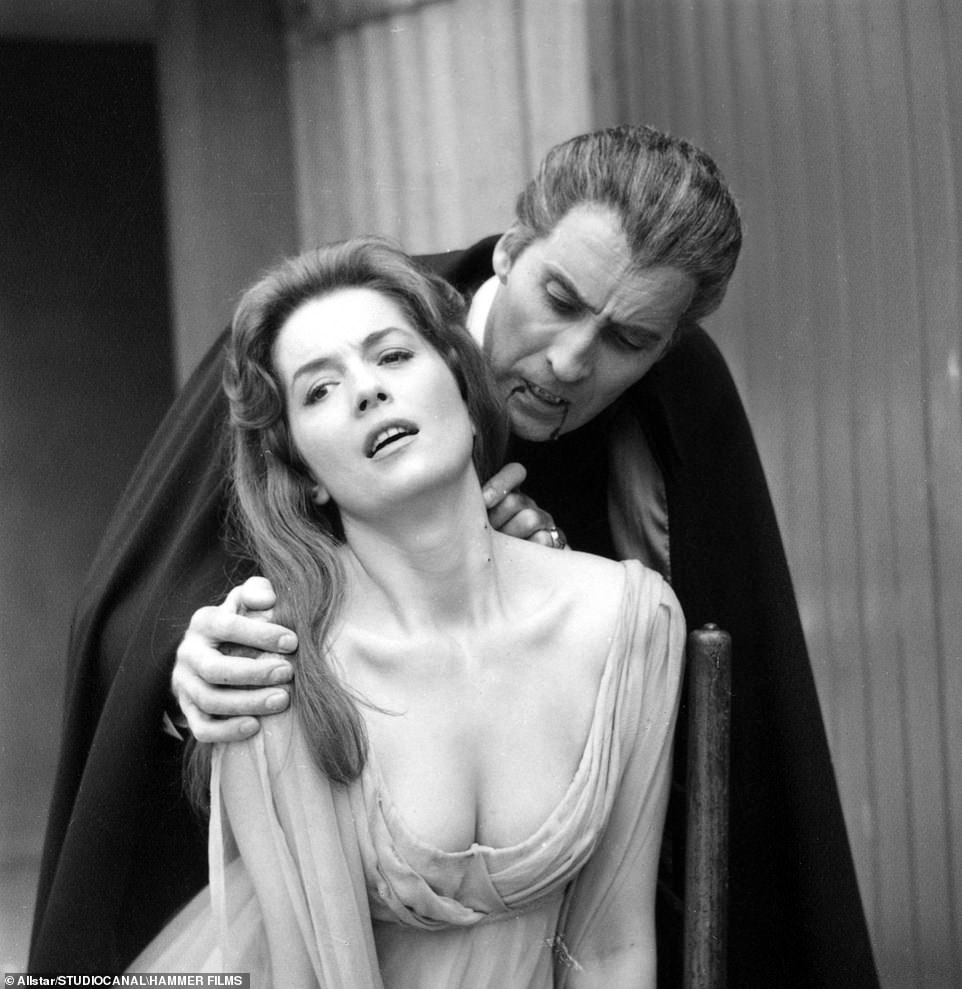 'Queen of Hammer Horror films' Barbara Shelley dead at 88