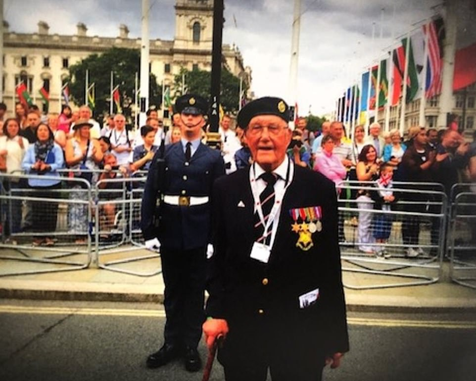 RAF veteran, 99, is STILL waiting for vaccine appointment a month after scheme began