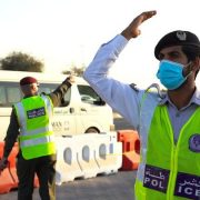 Ras Al Khaimah Police receive 2,011 calls over New Year's holiday