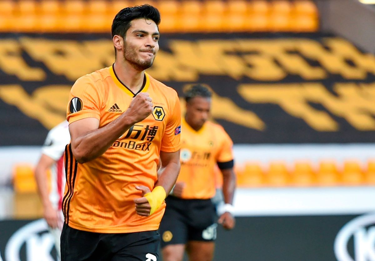 Raúl Jiménez returned to training with Wolverhampton | The State