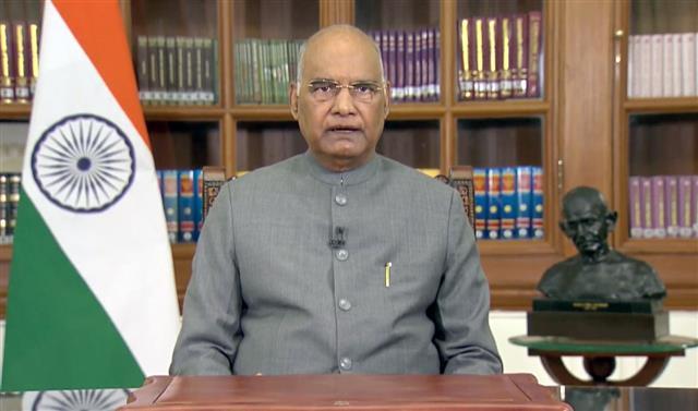Republic Day eve address: President backs farm laws; salutes farmers, jawans, scientists