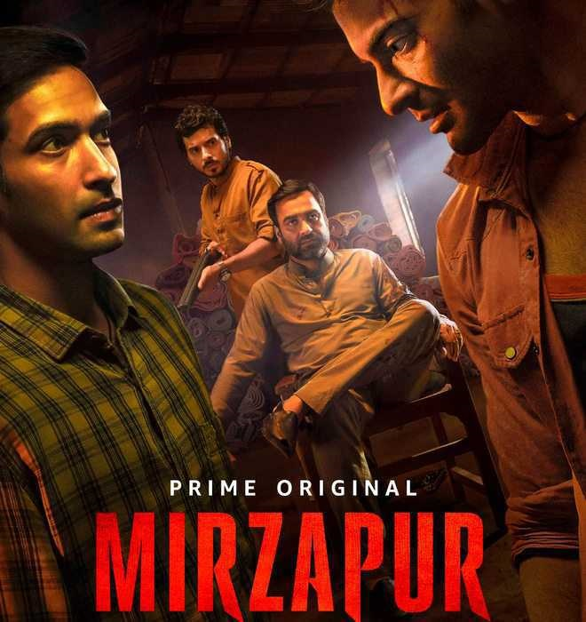 SC notice to Centre, others on plea against web series 'Mirzapur'