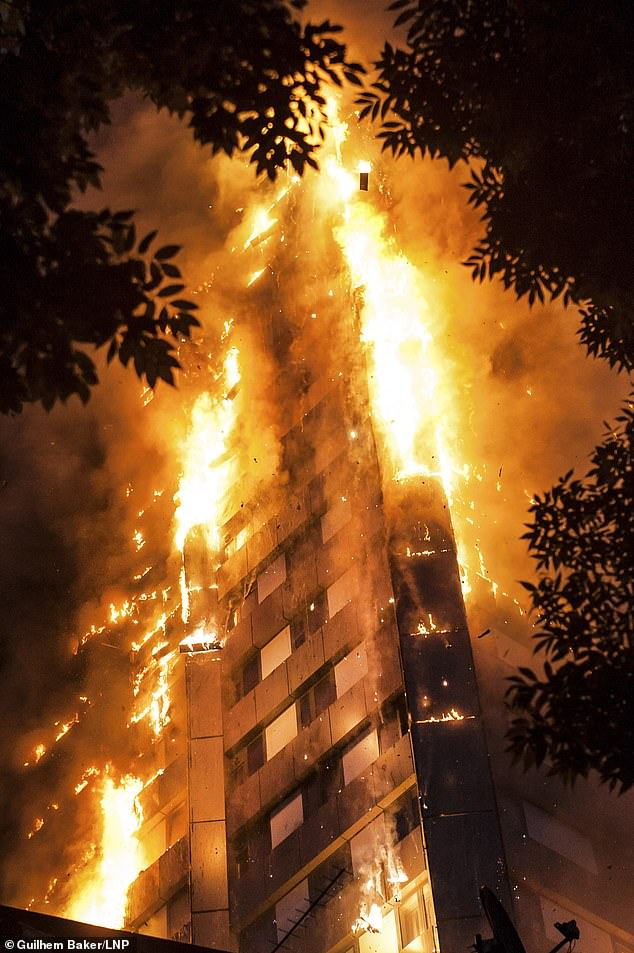 SIR PETER BOTTOMLEY: Ministers must act now to end the misery of fire-trap flats