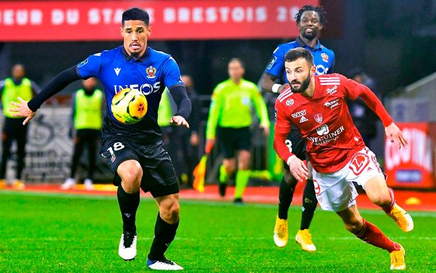 Saliba will be hoping to impress during his spell in France