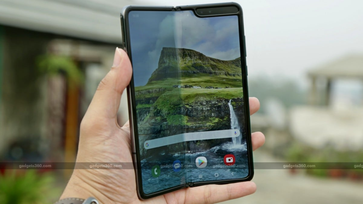 Samsung Galaxy Fold Receiving Android 11 Based One UI 3.0: Report