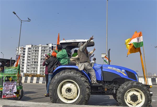 Samyukta Kisan Morcha calls off farmers' February 1 march to Parliament