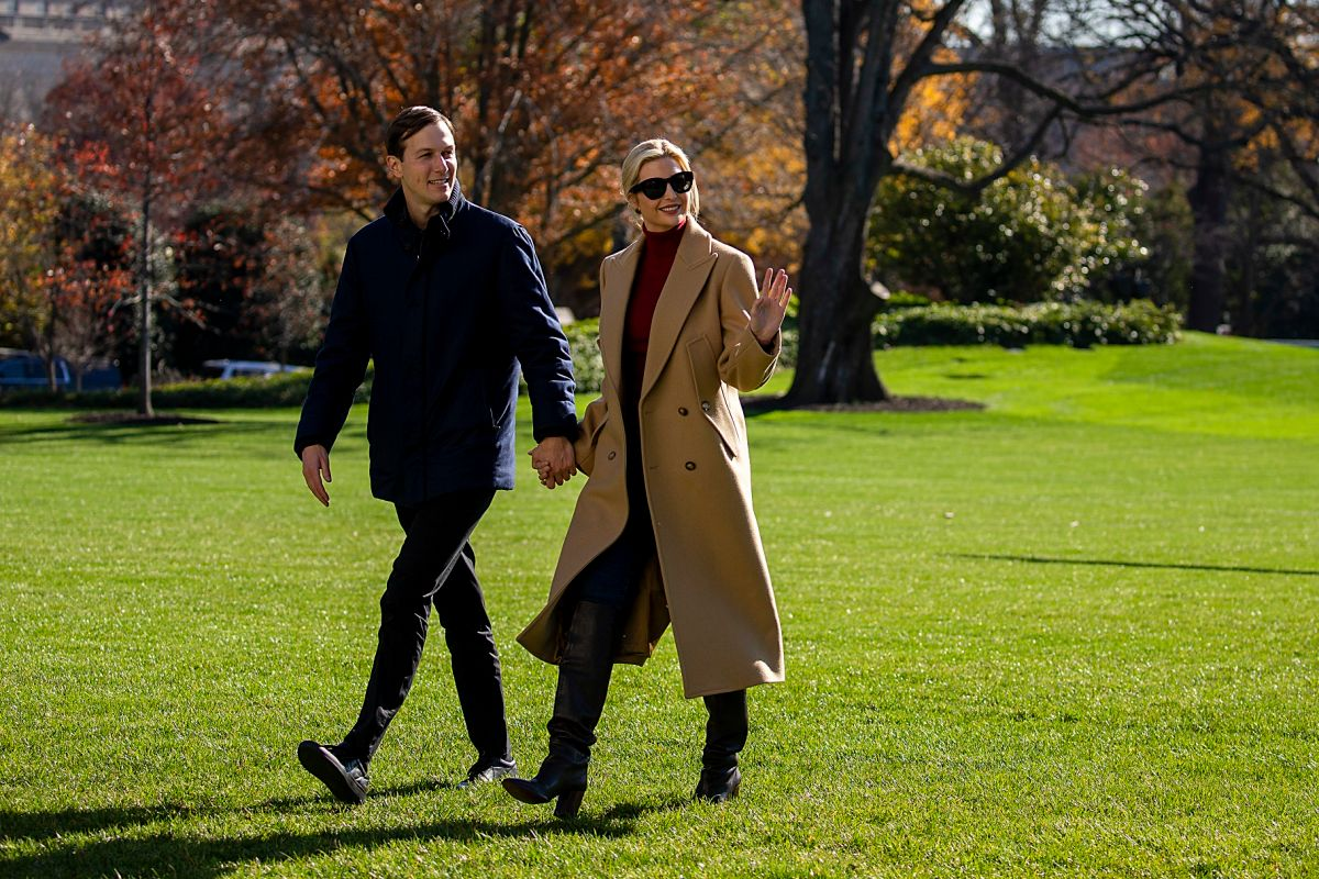 Secret Service Paid $ 100,000 Because Ivanka Trump and Jared Kushner Banned Agents From Using Their Home Bathrooms | The State