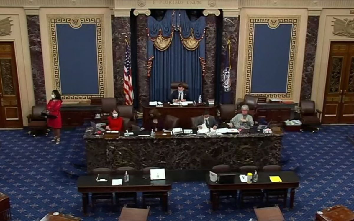 Senate deals blow to Trump by annulling his veto on Defense law The State
