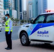 Sharjah Police launches one-month traffic campaign to make roads safer