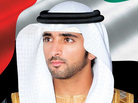 Sheikh Hamdan thanks Dubai Government staff