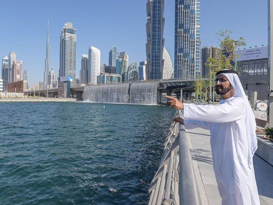 Sheikh Mohammed: A timeline of achievements during the 15th year of accession as Dubai Ruler